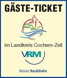 Gästeticket - Ernst/Mosel, ÖPNV