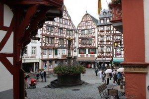 Historischer Marktplatz - Bernkastel Kues